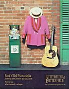 Rock And Roll And Hollywood Memorabilia-butterfield Auction Catalog 1993 Los Angeles