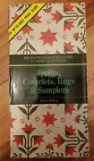 Quilts, Coverlets, Rugs Knopf Collectors' Guides To American Antiques