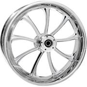 Rc Components 18550-9210a-124 Revolt Forged Rear Wheel - 18in. X 5.5in. - Chrome