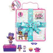 Lol Surprise Deluxe Present Surprise Series 2 Slumber Party Theme With Exclusive