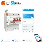 Smart Circuit Breaker 3p Wifi Switch Overload Short Circuits Protection Power