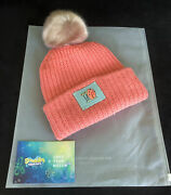 Love Your Melon Spongebob's Snail Gary Beanie With Pom Adult Sold Out New