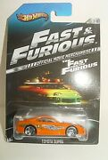 Hot Wheels The Fast And The Furious Toyota Supra 2/8 Walmart
