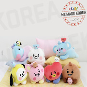 [pre-order] Bt21 Baby Little Buddy With Me Cushion Official K-pop Authentic Md