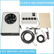 12v Ac Air Conditioners Kit 960w Powerful Electric Air Conditioner For Truck Car