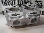 2010 Polaris 800 Snowmobile Engine 3022201 Cylinders Cylinder Iq Rmk Core Incl.