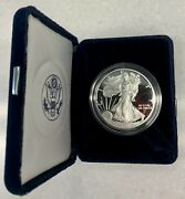 1997 P United States 1 Oz. Proof Silver American Eagle Dollar Coin