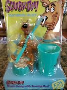 Scooby Doo Toithbrush Toothbrush Holder And Cup New Kid Care Free Ship 2006