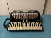 Vintage Soprani Full-size 120/41 Piano Accordion Made In Italy