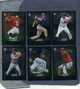 2011 Bowman Chr Draft 1-110missing101 Trout--all Pack Fresh R/c Listed Below