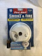 0029054123022 First Alert Fire And Smoke Alarm