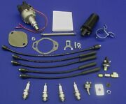 Deluxe F163 Electronic Ignition Upgrade Kit Fits Lincoln Welder Sa 200 250 Gas