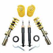 St For X-height Adjustable Coilovers 2015 Ford Mustang Gt