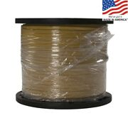 Southwire Romex 12/2 With Ground Yellow Jacket Nm-b Solid 1000 Feet Reel Cable