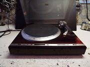 Vintage And Fully-working Jvc Ql-y5f Direct Drive Turntable