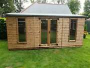 Double Glazed Summerhouse High End Product