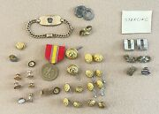 Wwii Usn Us Navy Named Military Collection Colonel D L Martin