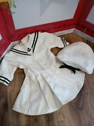 American Girl Samantha Middy Sailor Outfit Tlc- Molly,kitsten,kit,felicty,ivy