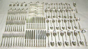 Vint. Lot Of Rare 12-piece Place Settings=124 Pieces- El Morocco, Nyc Night Club