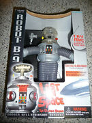 Lost In Space Robot B-9 Motorized / Rolling Action Figure Trendmasters