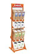 Eneos Display - Merchandising - Enos Lube Center - Jugs Included - Kit 1100-000