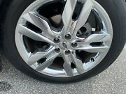 Wheels And Tires Packages 2013 Ford Edge
