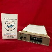 Cessna Rt-459a Transponder P/n 41470-1128. Comes With 8130. Exchange 650.