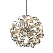 Artcraft Lighting Ac601 Bel Air-12 Light Pendant-24 Inches Wide By 24 Inches