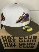 Hat Club Exclusive Cereal Pack Colorado Rockies Count Chocula Two Tone - 7 1/2
