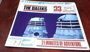 Doctor Who The Chase The Daleks 1st Uk Ps Ep 1966 Bbc Radiophonic Workshop Rare