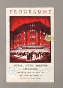 Vivien Leigh And Laurence Olivier - Original Hand-signed Theatre Programme 1951