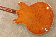 Wisdom Guitars Dc7 Brown Amber Secondhand Made In Japan _34687