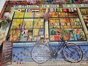 Educa 5000 Piece Jigsaw Puzzle- The Greatest Ever Book Shop In The World