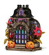 Bath And Body Works Halloween Haunted House Wallflower Plug In Night Light Up New