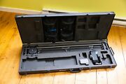 Rhino Camera Gear Arc Ii With 42 Pro Rails And Hard Rolling Case + More Package