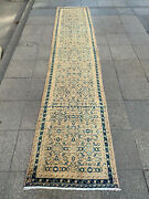 2and0397and039and039 X 12and0398and039and039 Vintage Natural Rug Village Rug Runner Handmade Runner.skuvp557