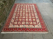 6and0398and039and039 X 9and0398and039and039 Vintage Natural Rug Village Rug Handmade Carpet.skus533