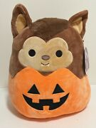 Squishmallows Official 2021 Halloween 12 Wade The Werewolf Plush Doll Toy