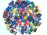 Mixed Lot 59 Vehicle Toy Metal/plastic Plane Motorcycle Truck Hot Wheels Vintage