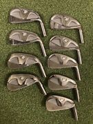 Taylormade Rac Tp Smoke Forged Iron Set 2-pw 9pc Head Only