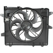 For Ford Mustang A/c Radiator Fan 2005-2013 For Fo3115152   Br3z8c607a