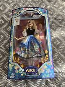 🔥disney Alice In Wonderland Mary Blair Limited Edition Alice Doll - In Hand ✅