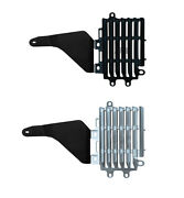 Radiator Guard Motorcycle Accessories Stainless Steel Black Silver Yamaha Wr155r