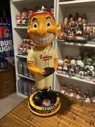 Cleveland Indians Chief Wahoo Bobblehead 1948 Guardians Limited Edition With Box