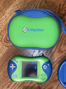 Leapfrog Leapster 2 Handheld Game System Plus Accessories + Games