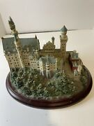 Lenox Great Castles Of The World Collectable Display Neuschwanstein 1994 No Box