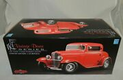 Gmp Vintage Deuce Series 1932 Ford Three Window Coupe 118 Replica G1805020
