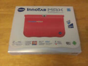 New Vtech Innotab Max Kids Tablet Pink New Open Box ..free Fast Shipping