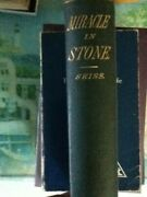 A Miracle In Stone By Joseph A. Seiss 2017 Hardcover