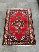 3and0392and039and039 X 4and0395and039and039 Vintage Natural Rug Village Rug Handmade Rug.skup158